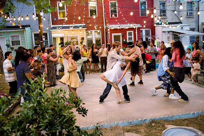 Let's Dance 2 HD (movie) / Step Up 2: The Streets (2008)