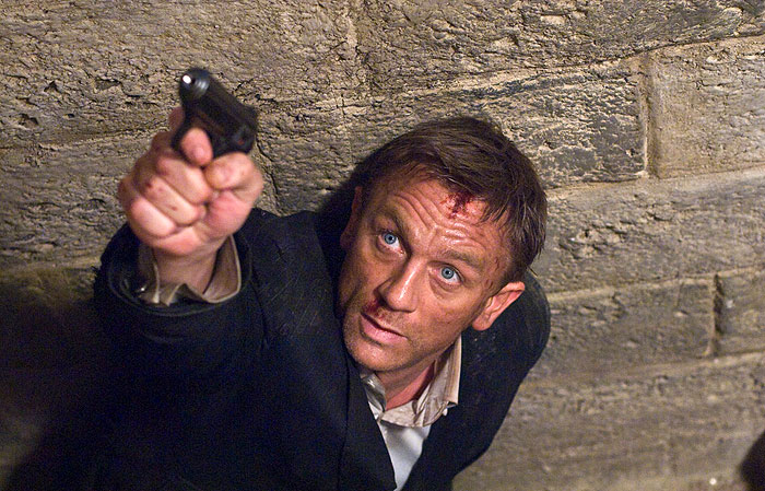 Quantum of Solace HD (movie) / Quantum of Solace (2008)