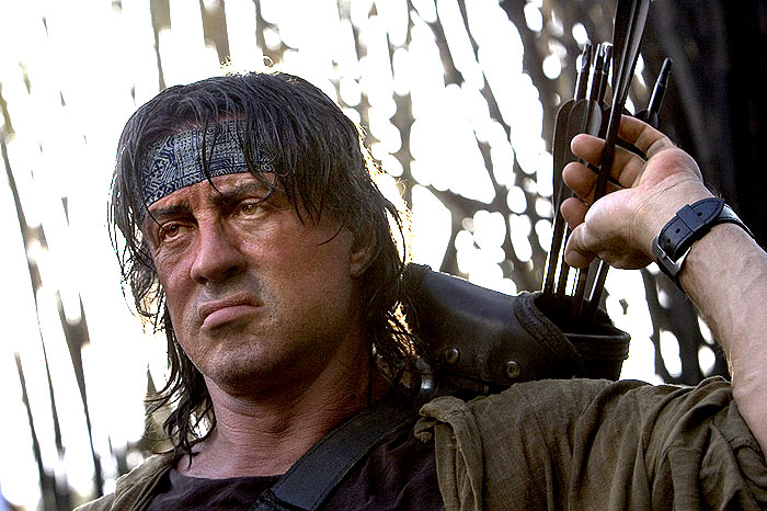 Rambo: Do pekla a zpět HD (movie) / Rambo (2008)