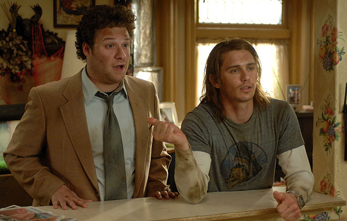 Travička zelená SD (movie) / Pineapple Express (2008)