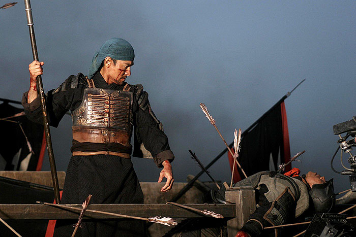 Tři království: Vzkříšení draka SD (movie) / Three Kingdoms: Resurrection of the Dragon (2008)