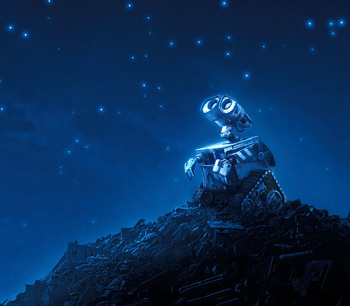 VALL-I HD (movie) / WALL-E (2008)