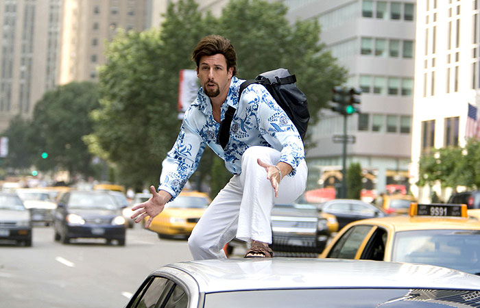 Zohan: Krycí jméno Kadeřník HD (movie) / You Don't Mess with the Zohan (2008)