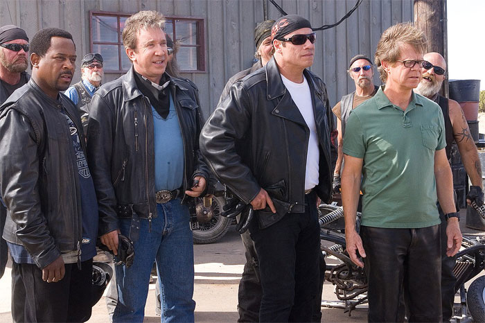 Divočáci HD (movie) / Wild Hogs (2007)
