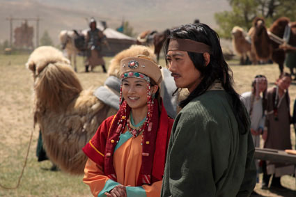 Dobyvatel SD (movie) / Genghis Khan: To the Ends of the Earth and Sea (2007)