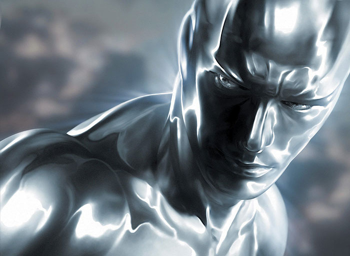 Fantastická čtyřka: Silver Surfer HD (movie) / Fantastic 4: Rise of the Silver Surfer (2007)