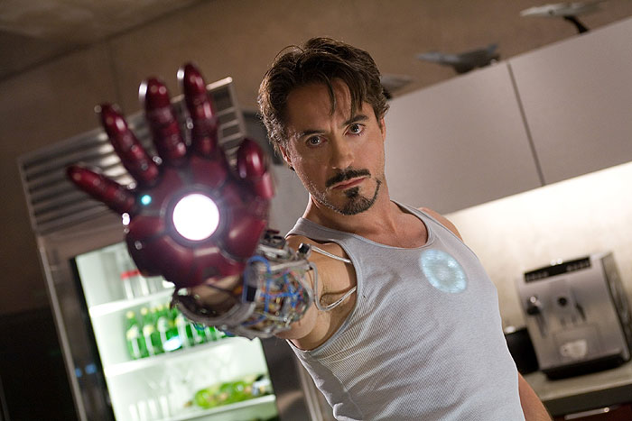 Iron Man SD (movie) / The Invincible Iron Man (2007)