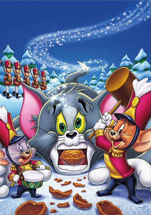 Tom a Jerry: Louskáček SD (movie) / Tom and Jerry: A Nutcracker Tale (2007)