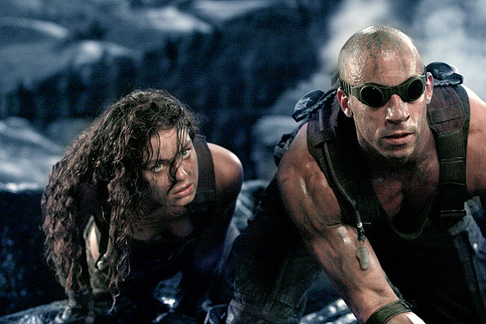 Riddick: Kronika temna HD (movie) / The Chronicles of Riddick (2004)