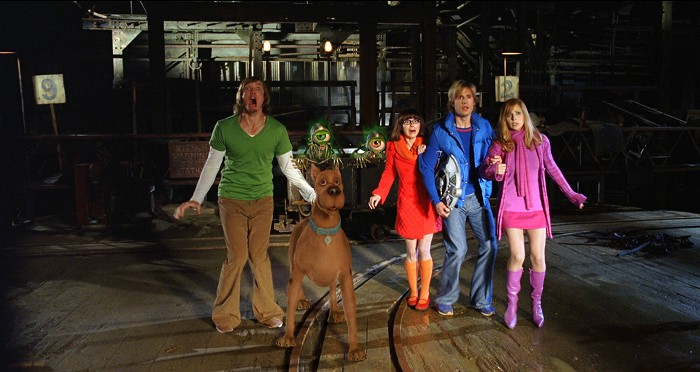 Scooby-Doo 2: Nespoutané příšery SD (movie) / Scooby Doo 2: Monsters Unleashed (2004)
