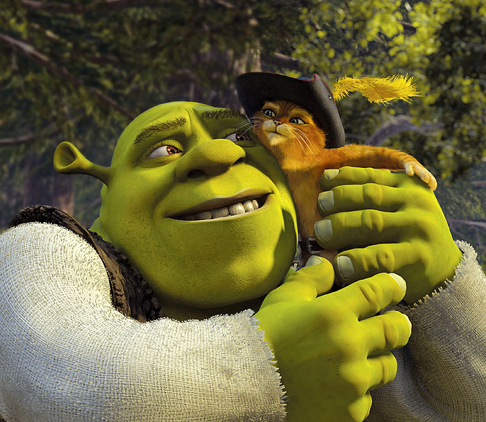 Shrek 2 HD (movie) / Shrek 2 (2004)