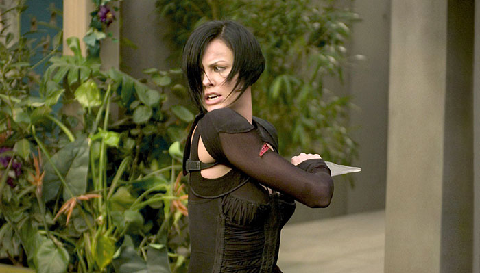 Aeon Flux SD (movie) / Æon Flux (2005)