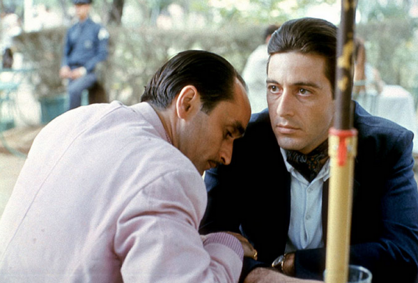 Kmotr II HD (movie) / The Godfather: Part II (1974)