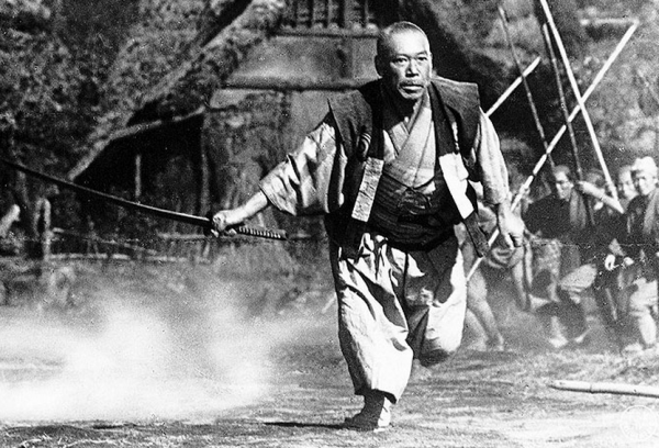 Sedm samurajů SD (movie) / Shichinin no samurai (1954)