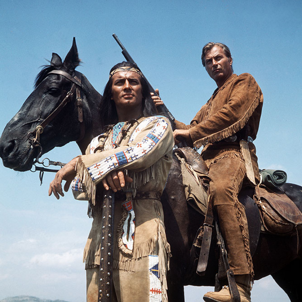 Vinnetou HD (movie) / Winnetou - 1. Teil (1963)
