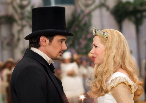 Mocný vládce Oz (movie) HD cz / Oz: The Great and Powerful (2013)