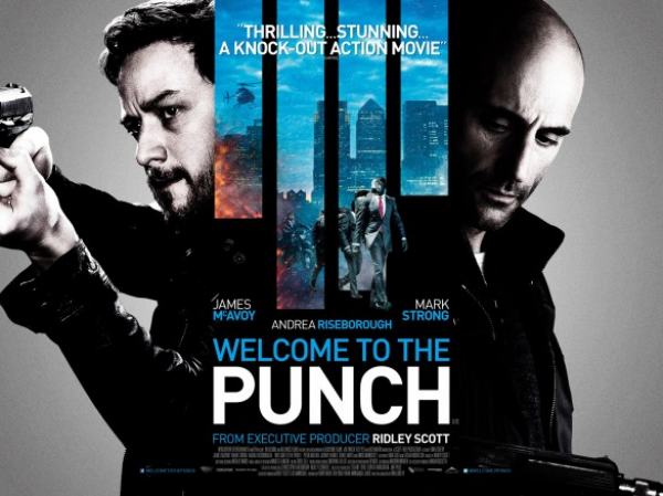 Chceš pěstí? (movie) HD cz / Welcome to the Punch (2013)