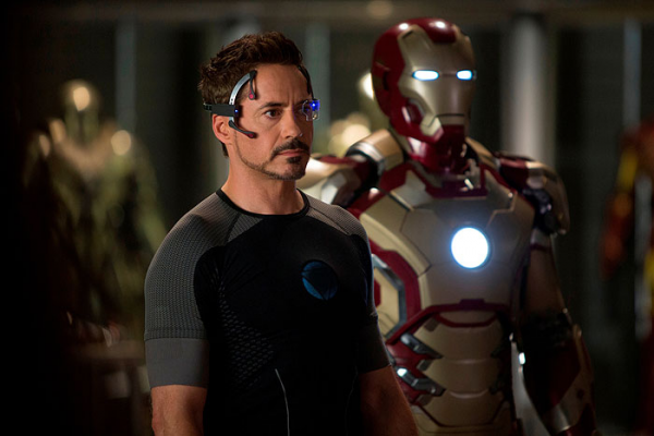 Iron Man 3 HD / Iron Man Three (2013)