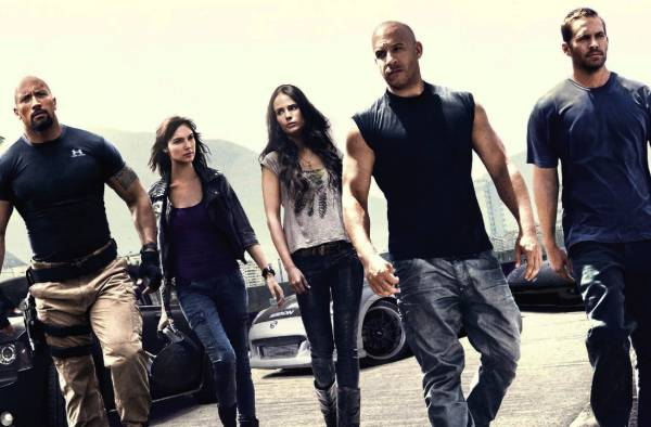 Rychle a zběsile 6 [T] / Fast and the Furious 6 (2013)