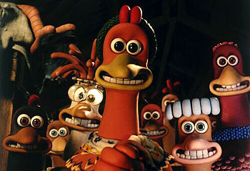 Slepičí úlet HD (movie) / Chicken Run (0)