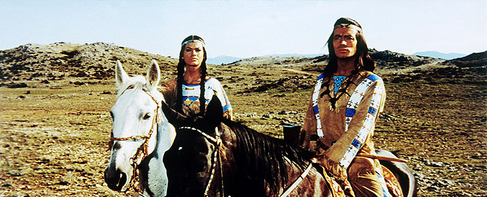 Vinnetou a Old Firehand HD (movie) / Winnetou: Thunder at the Border (0)