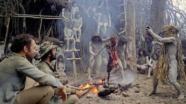 Kanibalové HD (movie) / Cannibal Holocaust (1980)
