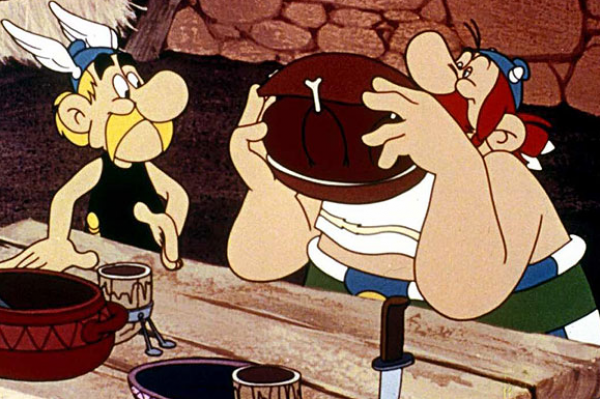 Asterix a překvapení pro Cézara HD (movie) / Asterix and Caesar (0)