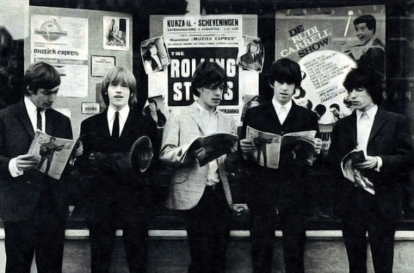 The Rolling Stones: Charlie Is My Darling - Ireland 1965 SD (movie) / The Rolling Stones: Charlie Is My Darling - Ireland 1965 (2012)